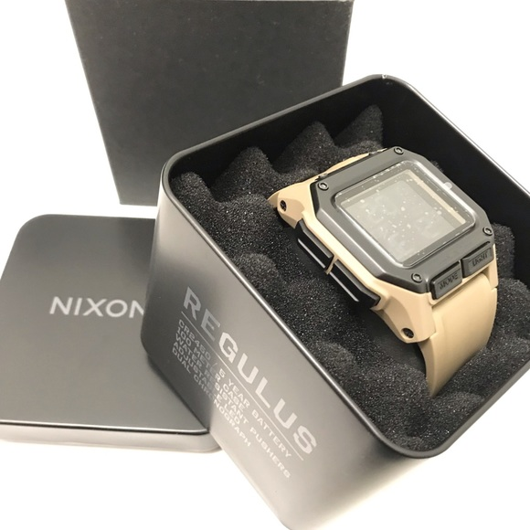 Nixon Regulus Watch""